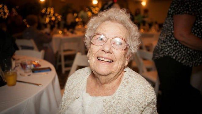 Betty Rusk, 86