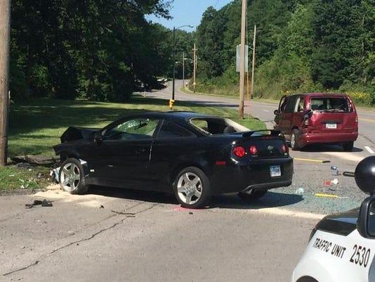 hickman crash
