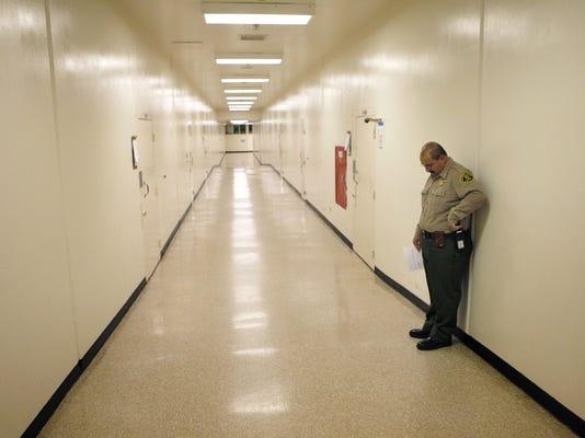 Monterey County Jail tour