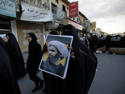 AP MIDEAST BAHRAIN SAUDI ARABIA I BHR