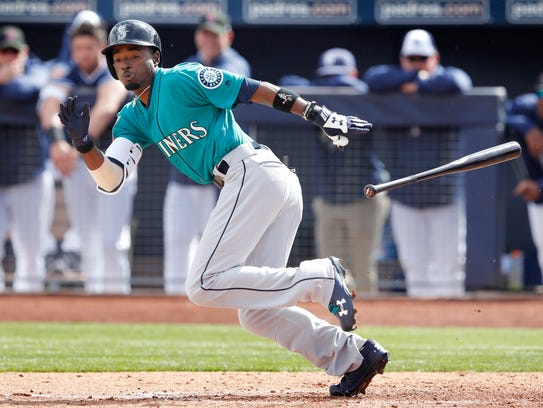 Once he learns center field, Dee Gordon will be installed