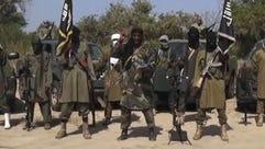 Leader of the Islamist extremist group Boko Haram Abubakar