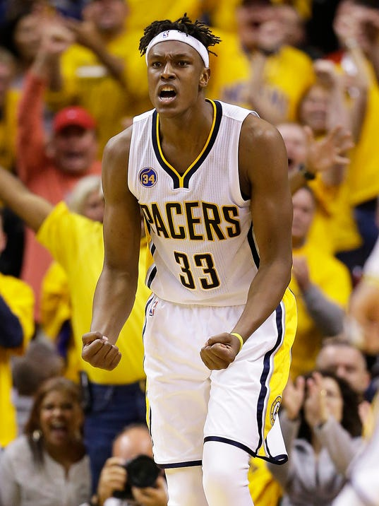 George: Olympic team raves about Myles Turner