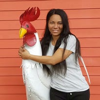 Helen's Hot Chicken mascot replaced in Portland