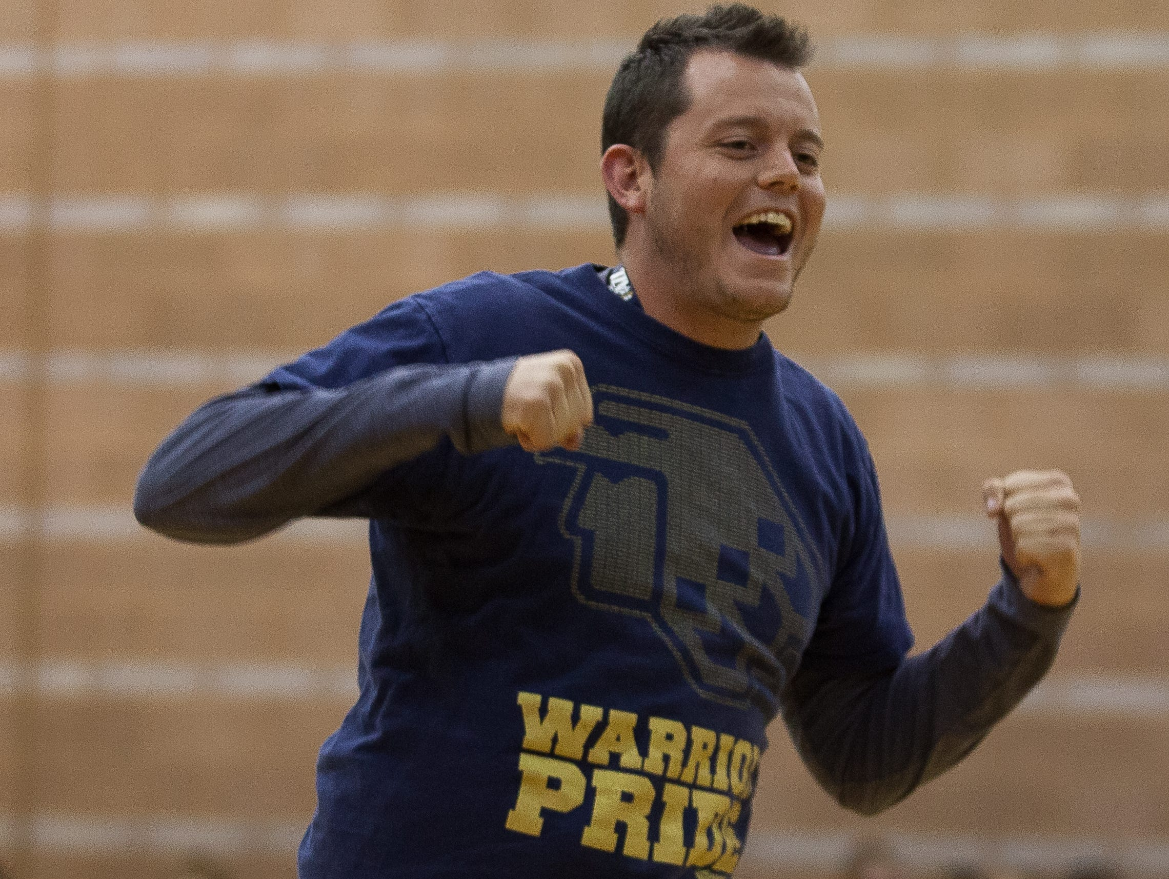 Newly appointed Snow Canyon volleyball coach Ryan Rarick has some big shoes to fill with the departure of Alaina Parker.