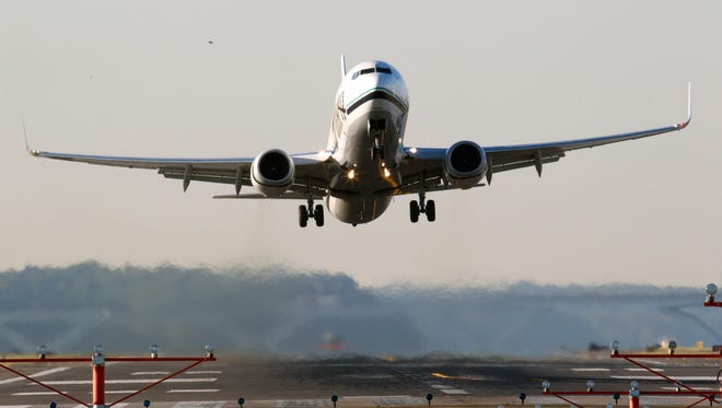A passenger jet nearly collided midair with a drone at 2,700 feet as it approached New York's LaGuardia Airport on May 29, 2015.