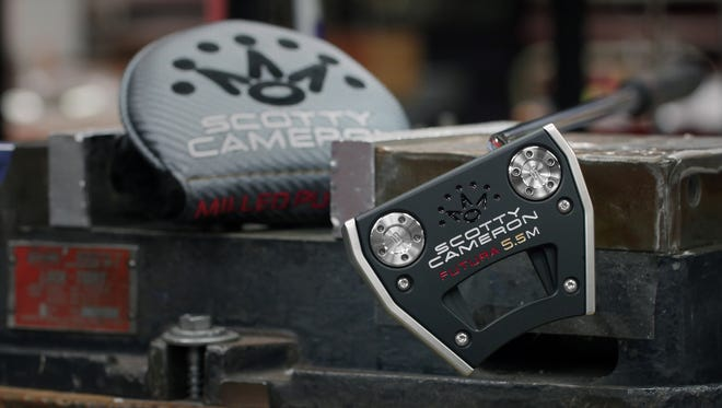 Scotty Camerons Futura putter