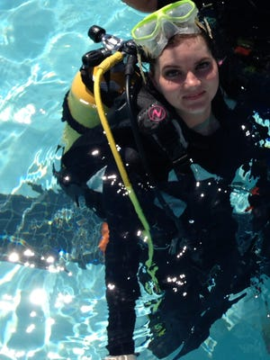 Cody Unser has been using scuba diving to help others with disabilities for more than a decade.