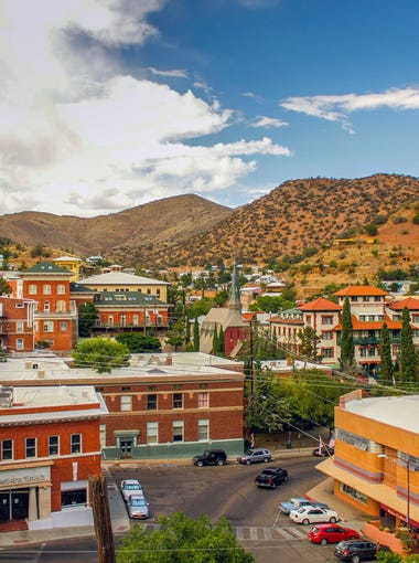 Bisbee reinvented itself in the 1970s when its  mining operations ground to a halt.