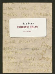 "Big Star's ""Complete Third"" compilation was released earlier this month."