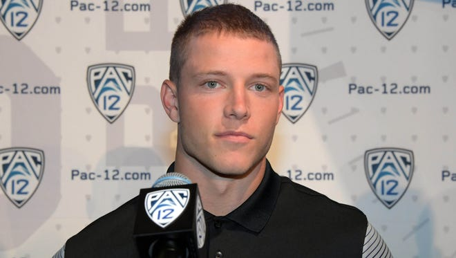 It would just be nice to see Christian McCaffrey do something simply because it was the right thing to do, Paul Daugherty writes.