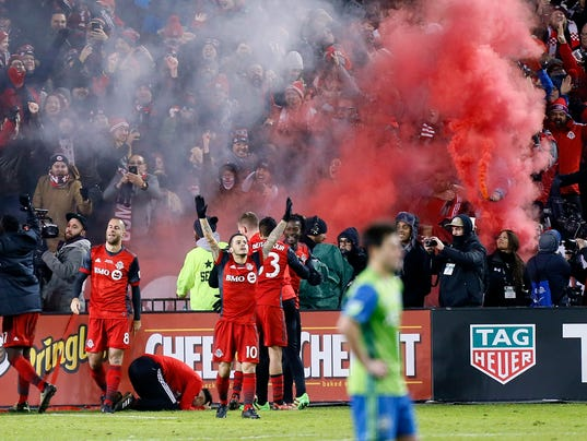 MLS: MLS CUP-Seattle Sounders vs Toronto FC