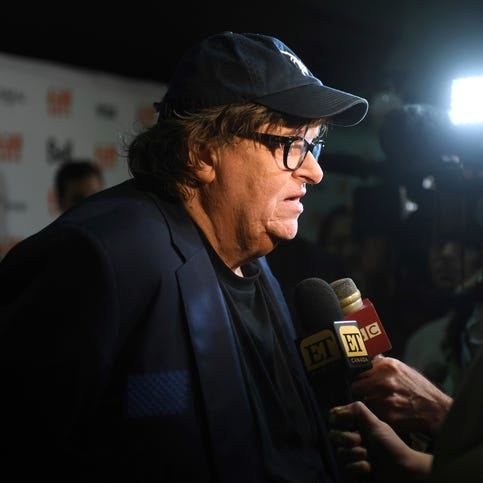 Michael Moore's fiery 'Fahrenheit 11/9' takes on both sides of the aisle