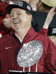 Florida State head coach Jimbo Fisher has compiled 78 wins and the 2013 national championship during his time in Tallahassee.