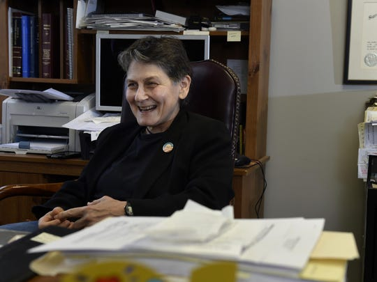 Abby Rubenfeld is the Nashville civil rights attorney who lead the charge in the gay marriage case before the U.S. Supreme Court.