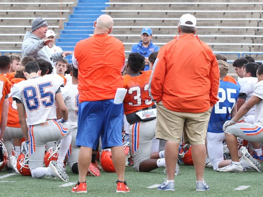 San Angelo Central High School head football coach