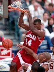 Antonio McDyess is Alabama's highest draft pick as