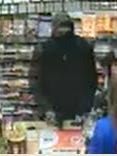 Southern Regional Police are looking for this suspected robber.