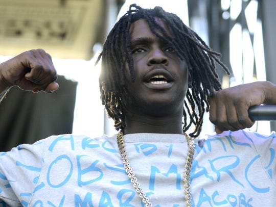 Chief Keef will perform Thursday at Vinyl Music Hall.
