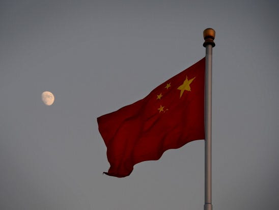 Has America become that similar to China?