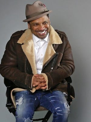 Comedian, actor, and Indianapolis native Mike Epps, Wednesday, January 18, 2017.