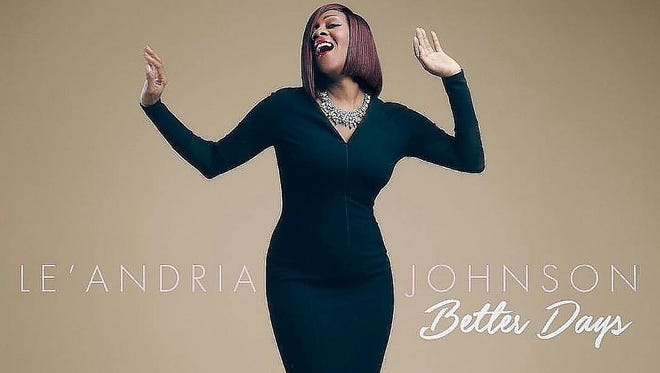 Lé Andria Johnson will perform at the Evening of Praise: Gospel Celebration, which will be held July 24.
