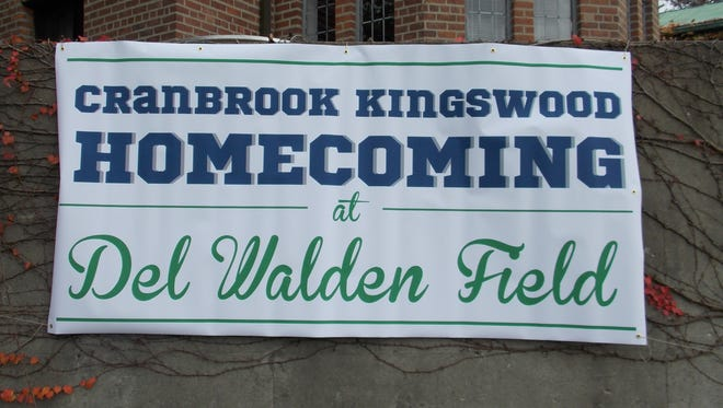 Along with making the playoffs for the first time in nine years, Cranbrook Kingswood's football fans were treated with numerous highlights this fall. The Cranes hosted their first night game in program history and formally dedicated the newly-resurfaced oval as Del Walden Field.