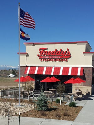 Freddy's fast-casual franchise opens Tuesday in front of Costco in Timnath.