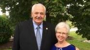 David and Kathleen Broad of Canton