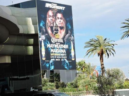 floyd Mayweather poster