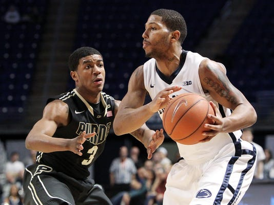 NCAA Basketball: Purdue at Penn State