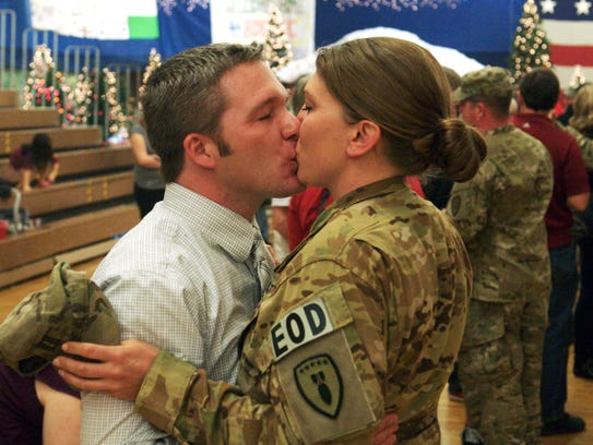image for PTSD study seeks male military spouses