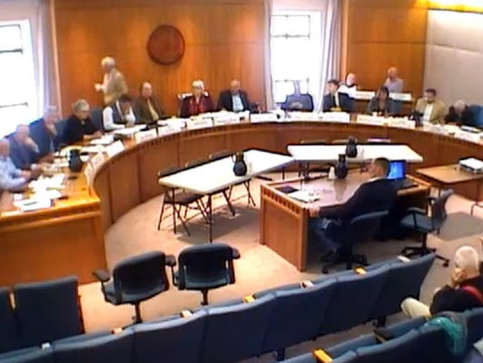 Legislative Commitee