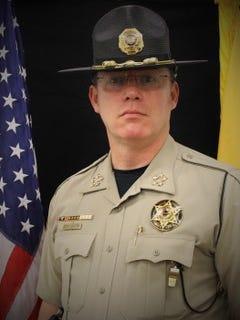 Former Eddy County Sheriff Scott London.