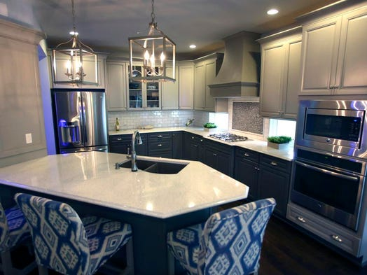 Tour The Revere Home At Homearama 2014 At Shakes Run