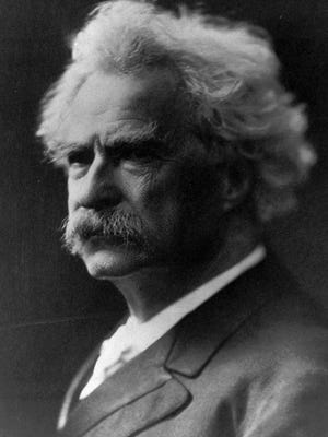 "An unpublished ""fairy tale"" by Mark Twain is being completed for fall publication."