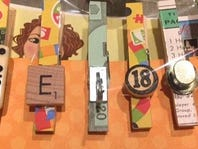 DIY: Turn Ordinary Clothespins Into Cute Clips