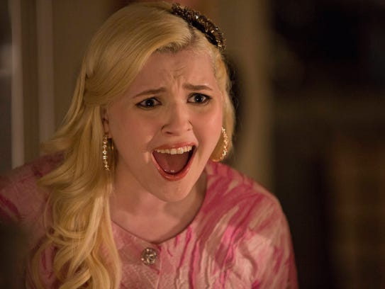 Abigail Breslin doesn't hold back expressing herself