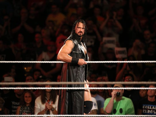 Drew McIntyre has won the NXT title, months after his