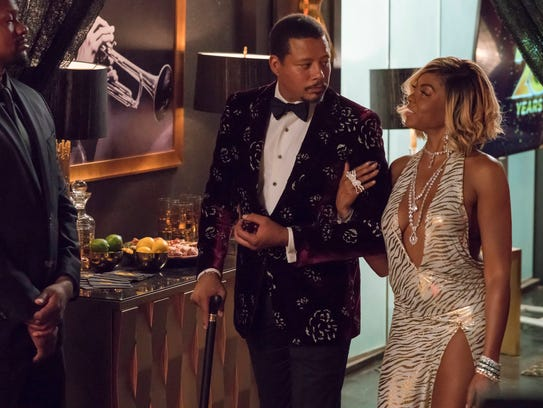 Terrence Howard and Taraji P. Henson of 'Empire,' one of many Fox shows produced by its sibling studio, 20th Century Fox Television.