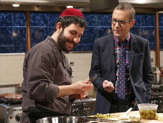 Chef-Hanoch-with-Ted-Allen-on-Chopped.jpg