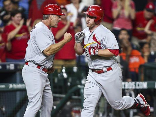 MLB: St. Louis Cardinals at Houston Astros