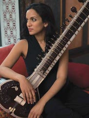 Anoushka Shankar performs March 30.