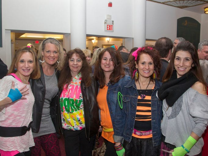 Karen Accavallo, Abby Lundy, Jeannie McNair, Darleen