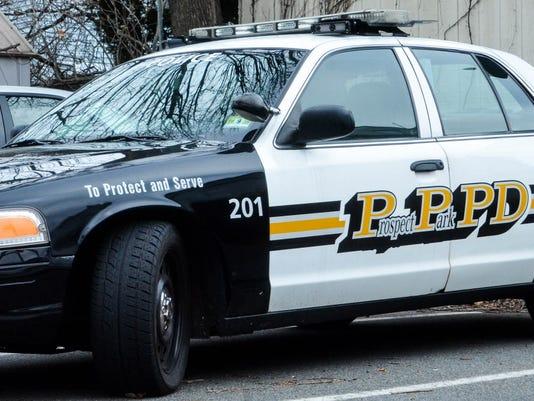 Prospect Park Police Car