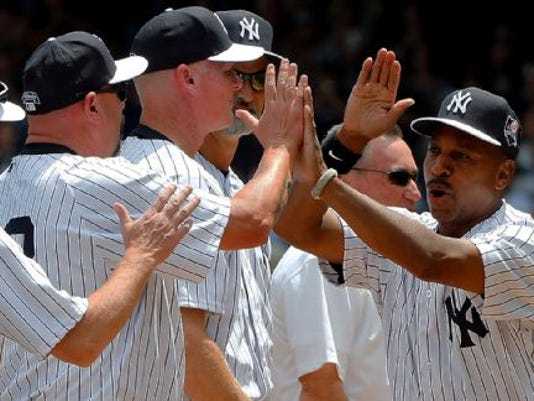 Willie Randolph being honored at Old-Timers' Day on Saturday