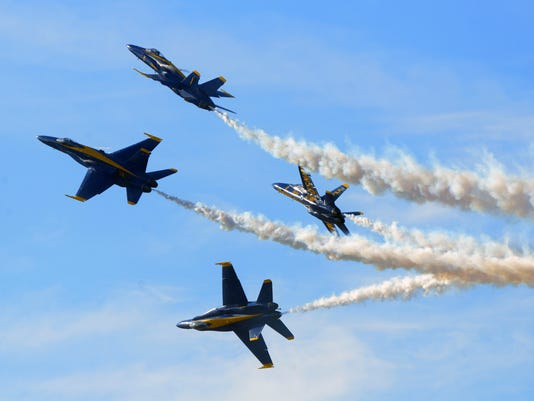 Blue Angels Saturday 2