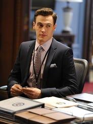 Erich Bergen as Blake on Madam Secretary.