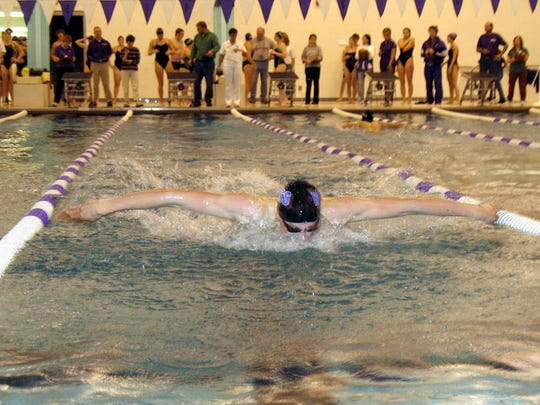 Fremont Ross grad Lincoln Fahrbach competed in four races at the Olympic Trials in 2012.