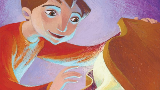 Gabriel's Horn, a poignant modern-day retelling of an old Jewish folktale by master storyteller Eric A. Kimmel, is among a new crop of children's books for the Jewish High Holidays for kids of all ages.